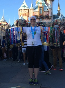 ALL THE RACES! runDisney journey to run all the races in 2014 COMPLETE! Those bad boys were HEAVY!