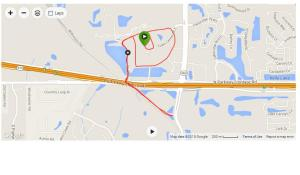 The course for the 2014 Faster with FitNiche 5k starts and ends in front of the new store location.