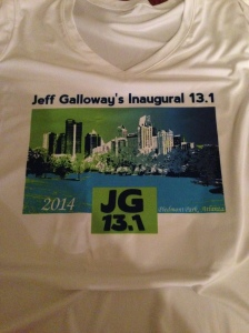 While I don't love the white shirt, the design on the JG13.1 shirt is nice.
