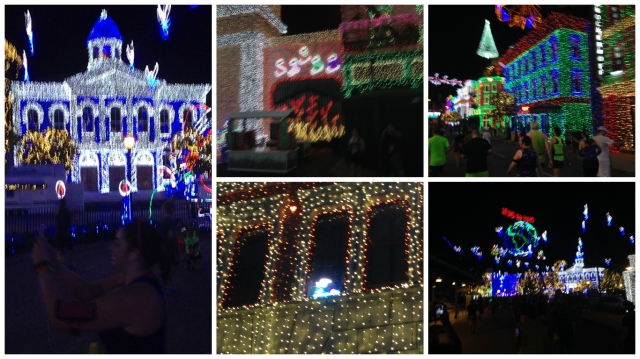 Spectacle of Lights Collage