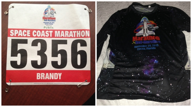 Space Coast Bib and Shirt